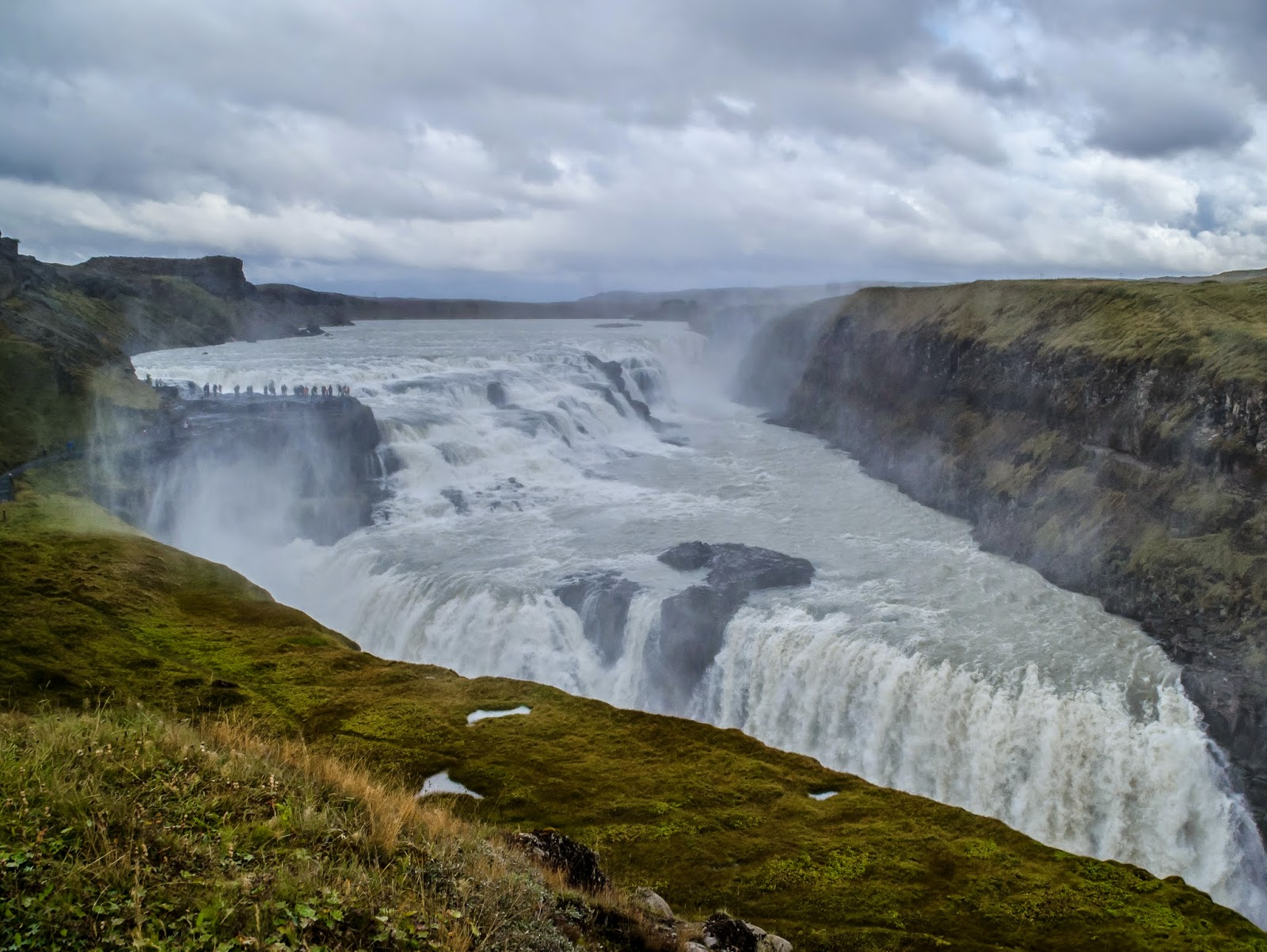 Islande Roadtrip Gullfoss