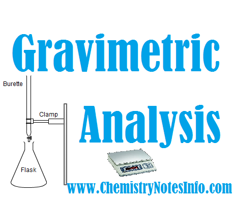Gravimetric Analysis - Gravimetric Titration