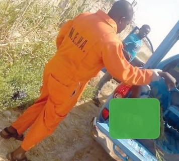 boko haram suicide bomber dies idp camp