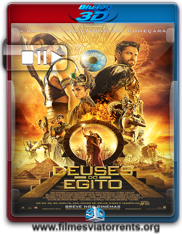 Gods of Egypt 3D HSBS 1080p (2016)