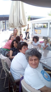Ευγενική Φιλοξενία  από το Sabbia Beach Bar στις Αλυκές Δροσιάς