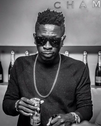 Shatta Wale reveals his two favourite Ghana artistes and it will shock you