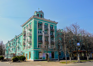 Новомосковск. Ул. Гетманская, 31