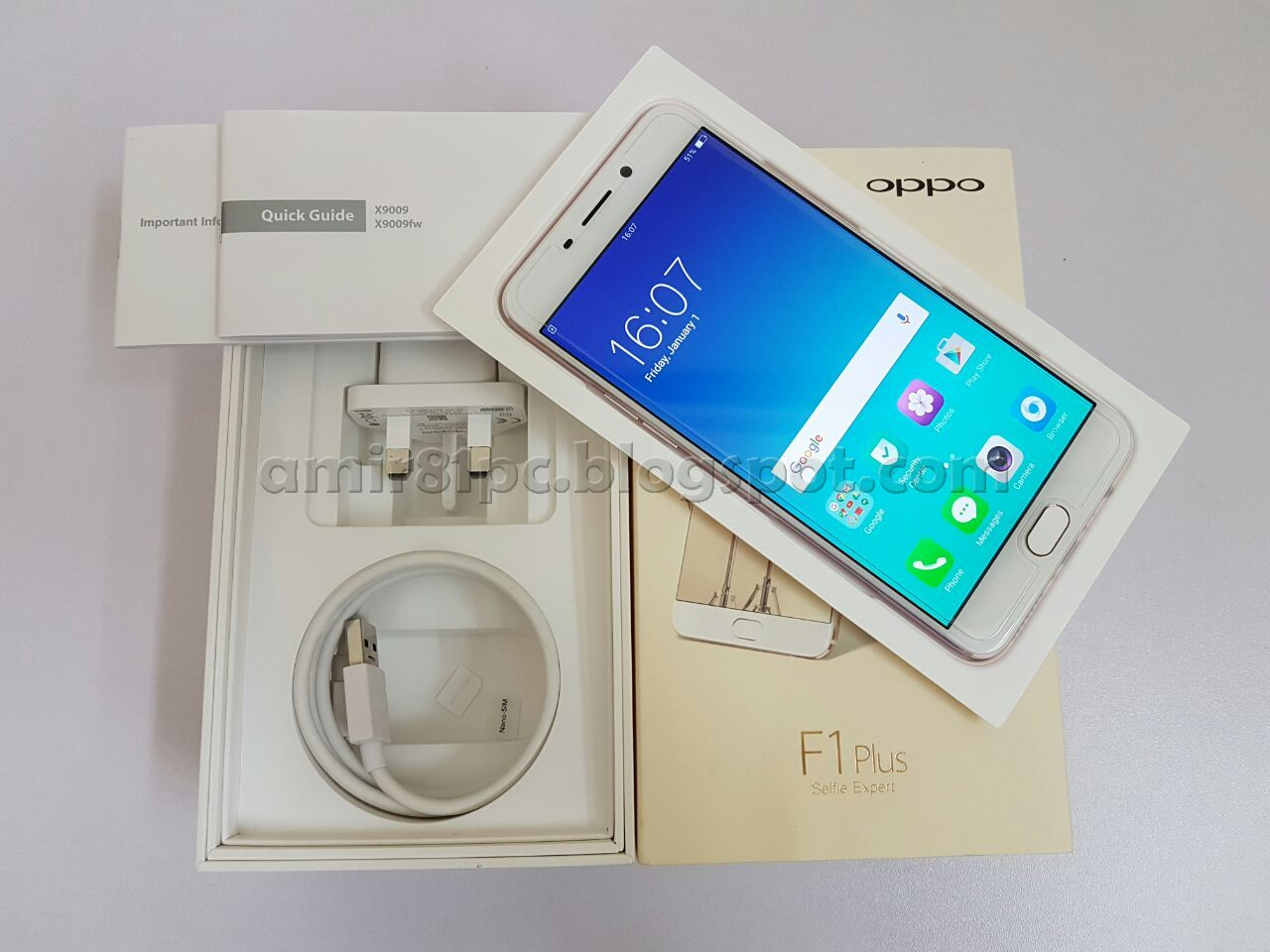 Three A Tech Computer Sales and Services: Oppo F1 Plus
