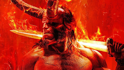 Cinematic Releases: Fiery Respawn: Hellboy (2019) - Reviewed