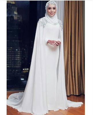 Gaun Pesta Muslim