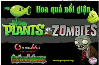 Game Hoa Quả Nổi Giận 3 - Plants vs Zombies 3