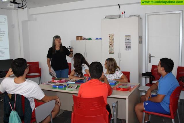 El Ayuntamiento de Santa Cruz de La Palma pone en marcha la tercera edición de los talleres infantiles 'Verano con la ciencia'