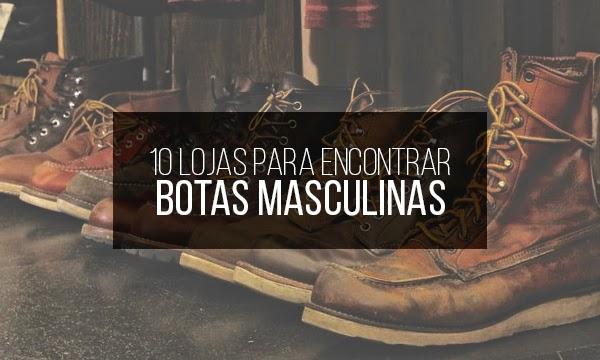 ca3e191db Macho Moda - Blog de Moda Masculina  TOP 10  Lojas para Encontrar ...