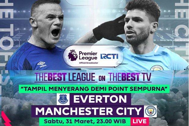Jadwal Siaran Langsung Liga Inggris, RCTI-MNC TV, Sabtu-Minggu (31 Maret-1 April 2018)