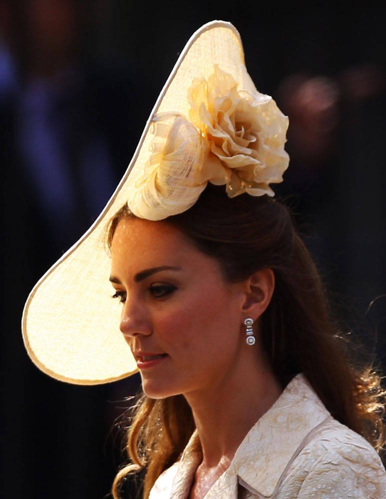 Catherine at Zara Wedding - Duchess Kate Wedding