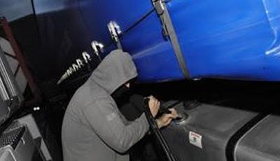 Συνελήφθη επ' αυτοφώρω 24χρονος για κλοπή καυσίμων από αυτοκίνητο