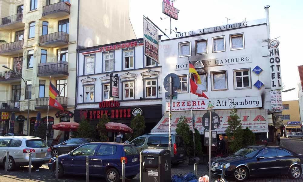 Donde Comer en Hamburgo