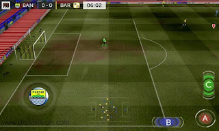 Download FTS 17 Mod League 1 Persib Bandung Apk + Data Obb Android