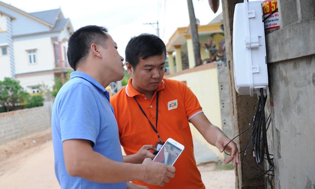 FPT Telecom phía Nam bố trí trực bão 100% nhân sự kỹ thuật