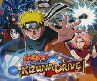 Game PSP Naruto Shippuden Kizuna Drive ISO For Emulator PPSSPP