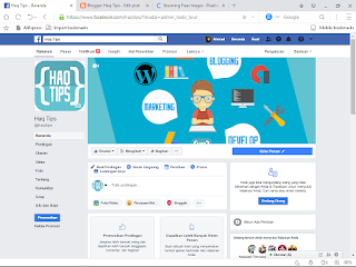 Cara Memasang Widget Fanspage Facebook di Blog atau Website