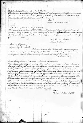 Augusta County, VA Will Book 40, page 278, Henry Harman