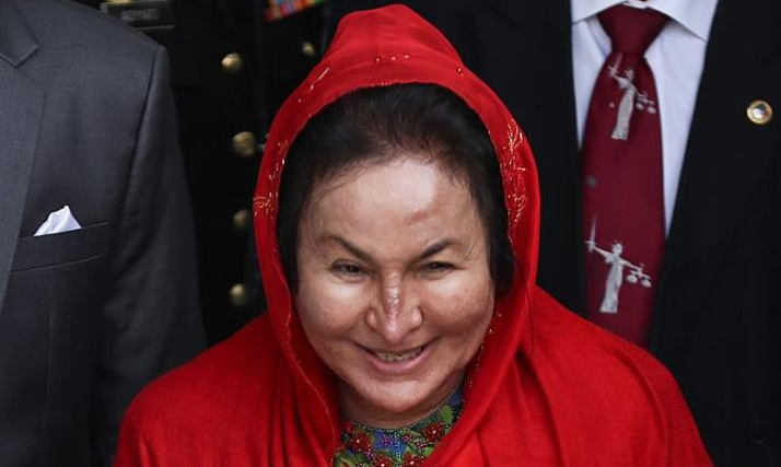 Rosmah Witch