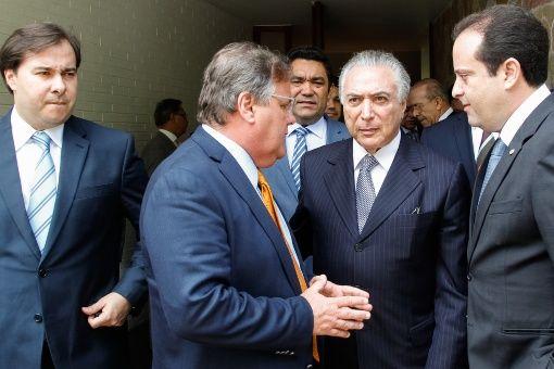 Se engrosa la lista de aliados de Temer en casos de corrupción