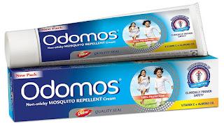 Crème anti moustiques ODOMOS