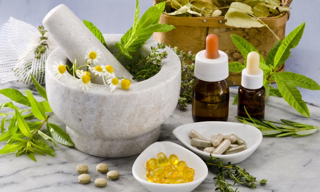 Take responsibility of your health with natural medicines!