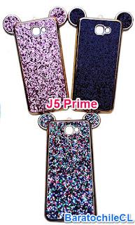 Carcasa Diseño brillante J5 Prime
