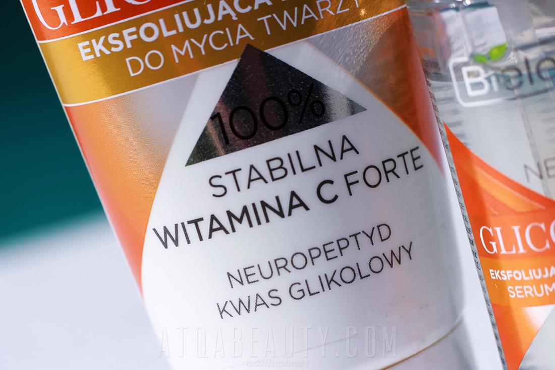Bielenda, NEURO GLICOL + VIT. C