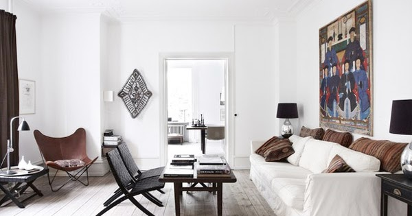 Bohemian living room  Interior Design Ideas Inpirations and Architecture  Interior Square