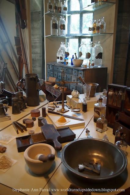 Mercer Museum  Medicine