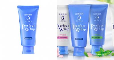 SENKA PERFECT WHIP Daily Facial Foam?? Manfaat Dan Merek Produk Terbaik