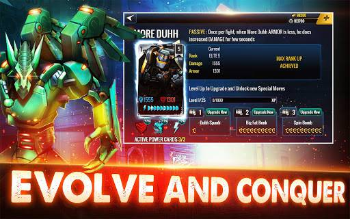 Download Ultimate Robot Fighting Mod Apk Unlimited Money