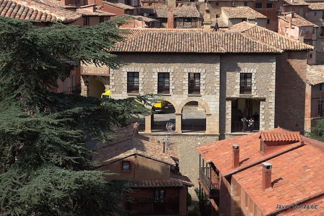 Pueblo de Albarracín, Teruel, Aragón, España
