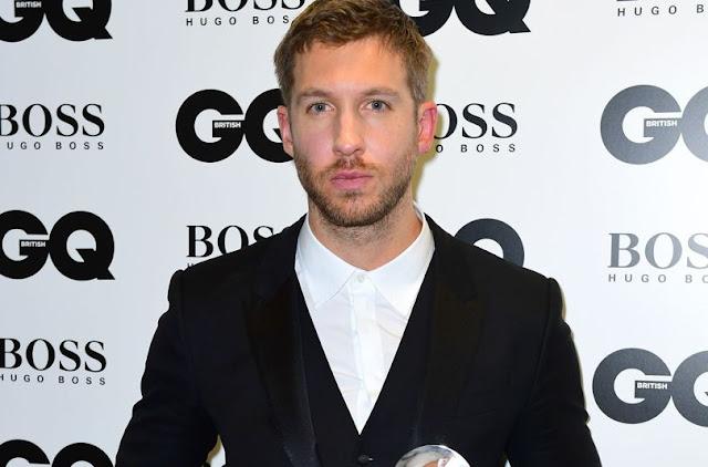 Calvin Harris fue reconocido entre los hombres del año por GQ