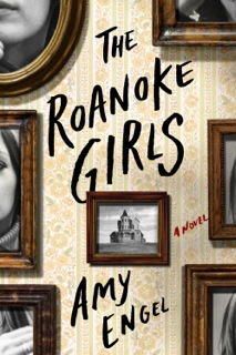 book cover for The Roanoke Girls