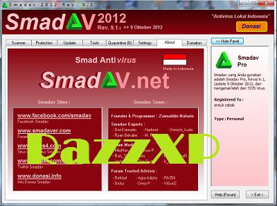 Key Smadav Pro Revisi Oktober Razzxp