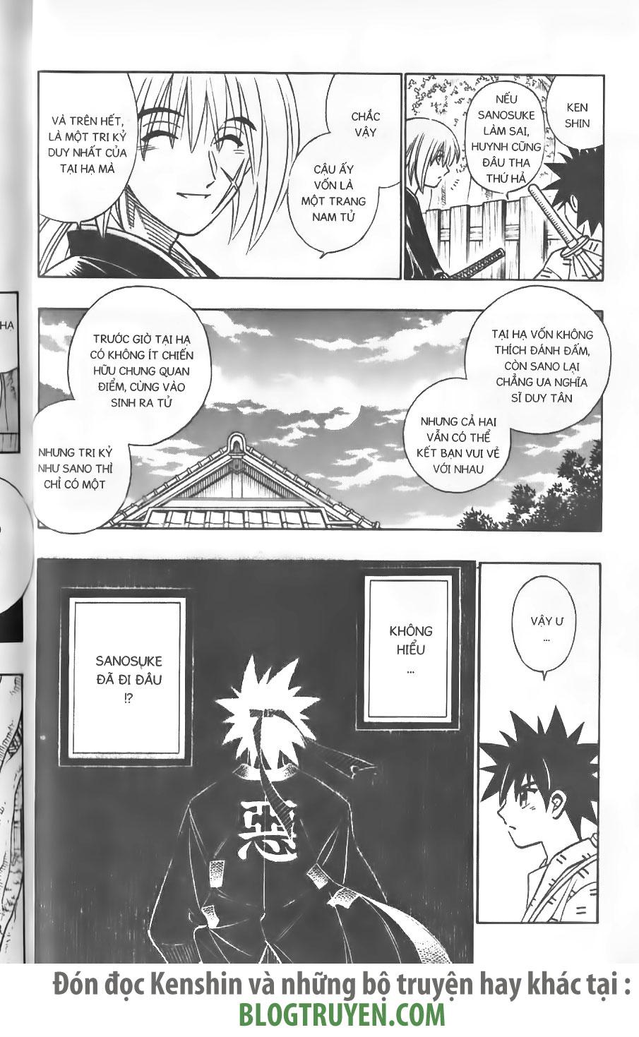 Rurouni Kenshin chap 254 trang 8