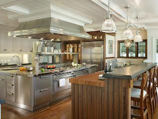 Maximizing combination on kitchen design ideas