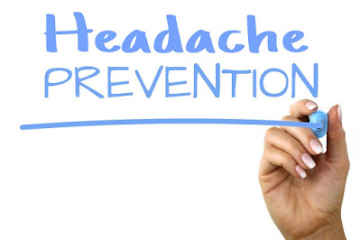 Prevention Tips for Headache