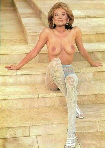barbara walters young naked