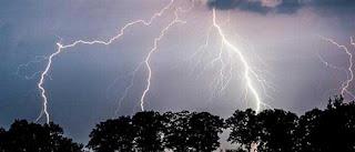 Έρχονται καταιγίδες από το απόγευμα σήμερα Σάββατο