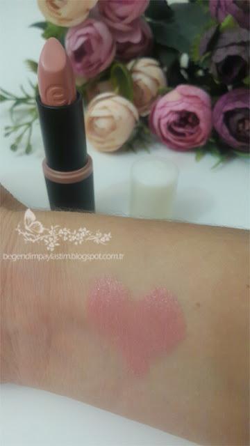 Essence Longlasting Lipstick-Nude Love