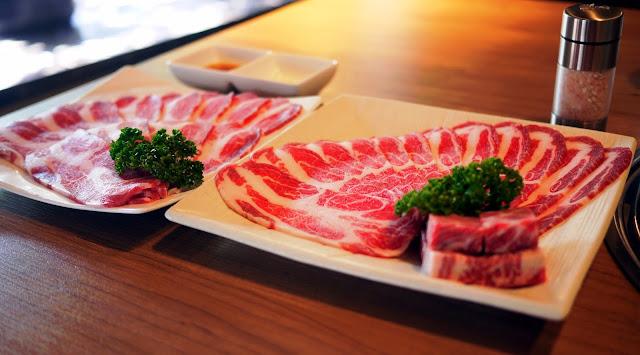 伊比利豬在雲火日式燒肉