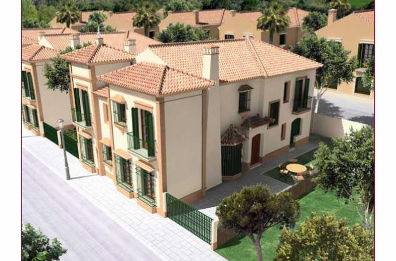 Estudio Honorio Aguilar - Conjunto Residencial Real Encomienda, Tocina (Sevilla)