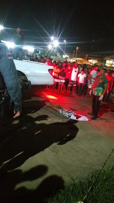 HOMEM BALEADO MORRE EM FRENTE AO QUARTEL DA POLÍCIA EM COARI