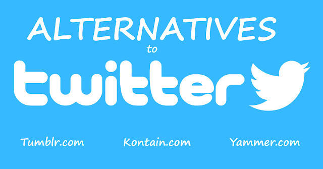 Twitter Alternatives