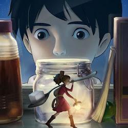 Poster Kari-gurashi no Arietti 2010