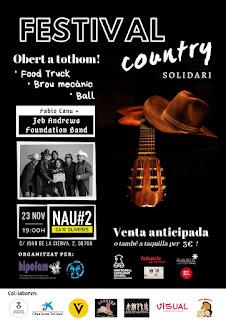 Festival Country Solidario