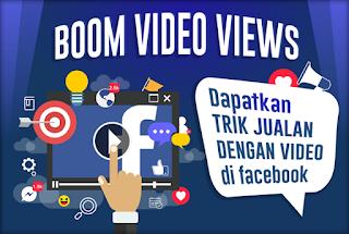 Dapatkan tips dan trik jualan di facebook dengan menggunakan video