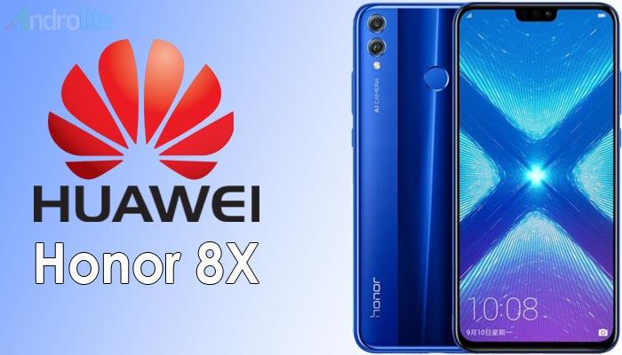 Harga Huawei Gaji 8X Terbaru 2018 Dan Spesifikasi Lengkap